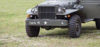 Vehículo militar Fotografía de archivo