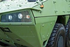 Vehículo pesado militar imagen de archivo