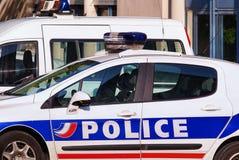 Nationale de la policía Fotografía de archivo libre de regalías