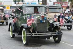 Vehículos antiguos de Ford Imágenes de archivo libres de regalías