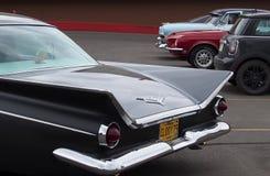 Vehículos clásicos restaurados del vintage Foto de archivo libre de regalías