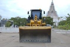 Vehículos de la construcción en Tailandia Fotografía de archivo libre de regalías