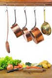 Vehículos dos de la sopa Imagen de archivo libre de regalías