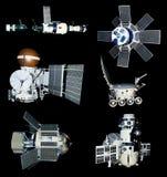 Vehículos espaciales Fotos de archivo
