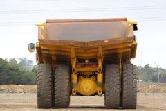 Vehículo de la explotación minera Foto de archivo libre de regalías