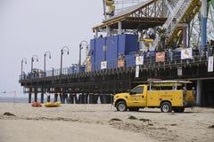 Vehículo del salvavidas Fotos de archivo libres de regalías