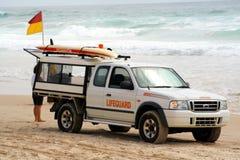 Vehículo del salvavidas Imagenes de archivo