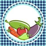 Vehículo vegetal de dishes Fotos de archivo