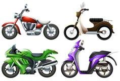 Vehículos de motor Fotografía de archivo libre de regalías