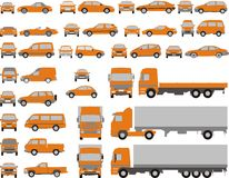 Vehicle royalty free illustration