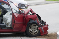 Vehicle Accident royalty free stock photography
