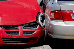 Vehicle Accident Stock Images