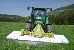 Vehicle, Agricultural Machinery, Grassland, Field stock photos