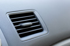 Vehicle Air Vent Opened on Passenger Side Stock Images