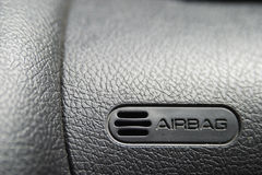 Vehicle airbag Royalty Free Stock Photo