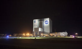 Vehicle Assembly Building at Kennedy Space Center. The Vehicle Assembly Building at Kennedy Space Center in Florida Stock Photos