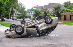 Vehicle Crash Stock Images