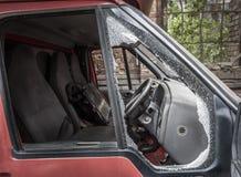 Vehicle Crime Royalty Free Stock Photo