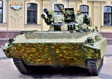 Vehicle_ de combat d'infanterie Images stock