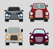 Vehicle design. Royalty Free Stock Photos