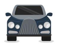 Vehicle design. Stock Photo