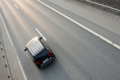 Vehicle Driving On Highway royalty free stock photos