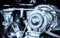 Vehicle engine Stock Images