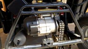 Vehicle engine Stock Photos