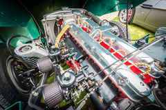 Vehicle engine Stock Photography
