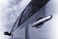 Vehicle handle Royalty Free Stock Image