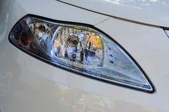 Vehicle Headlight Stock Photo