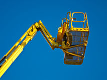 Vehicle hoist Royalty Free Stock Image
