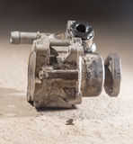 Vehicle hydraulic pump Royalty Free Stock Image