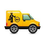 Vehicle icon design. Illustration eps10 graphic Stock Images