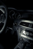 Vehicle interior Royalty Free Stock Photo