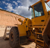 Vehicle Loader Stock Photography