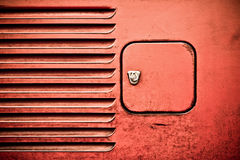 Vehicle panel Royalty Free Stock Image