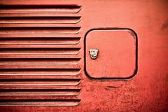 Vehicle panel Royalty Free Stock Image