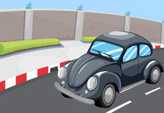 A vehicle at the road Royalty Free Stock Image