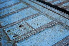 Vehicle Rust (Truck Tailgate and box) Royalty Free Stock Photography