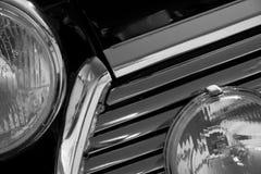 Vehicle's headlights Royalty Free Stock Photos