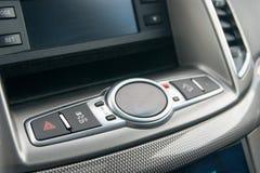 Vehicle Safety Controls stock image