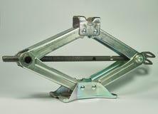 Vehicle screw jack. Royalty Free Stock Image