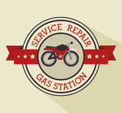 Vehicle service repair Royalty Free Stock Images