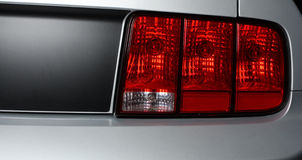 Vehicle Taillight Stock Photo