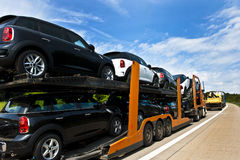 Vehicle Transport Stock Photos