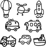 Vehicle vector Stock Photography