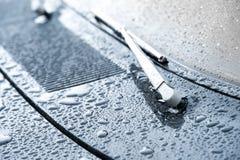 Vehicle wiper blade Stock Image