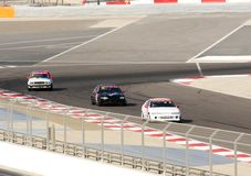 Vehicles of 2000cc racing in BIC 2000cc Stock Photography