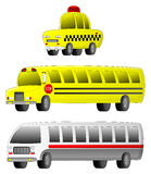 Vehicles - Transportation Stock Image